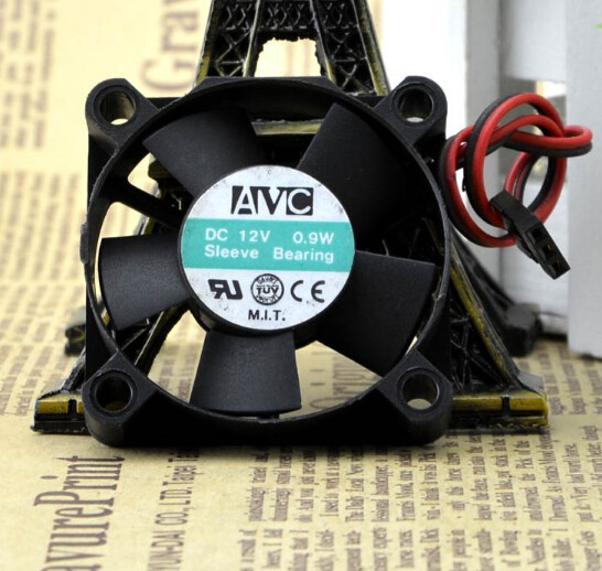 Wholesale: the original SUNON 40*40*10 12V 0.09W KD1245PFS3-8 4cm cooling fan