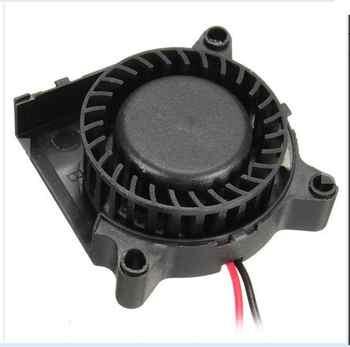 3D Printer Parts 4cm turbine fan 5/12/24V DC Blow Radial Cooling