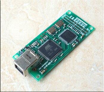 Decodificador DAC Weiliang DC-100 AK4497 Dual Core Versão