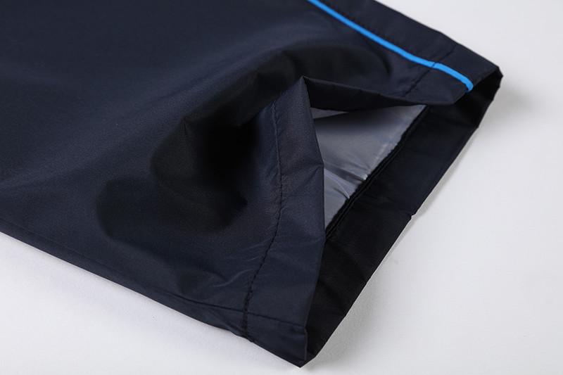 New Arrival Marka Dres Casual Sporta Kostiumu Mężczyźni Mody Bluzy Zestaw Kurtka + Spodnie 2 SZTUK Poliester Sportowej Mężczyzn 4XL 5XL SP019 33