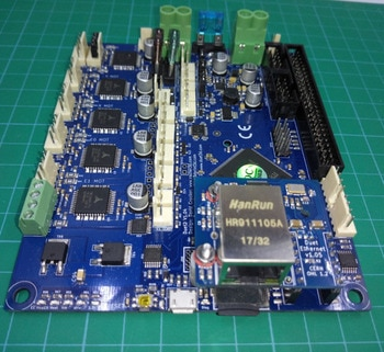 Latest Version V1 04 Duet 2 Ethernet Control board 32 bits Duet