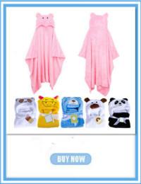 Dziecko bath towel gazy bawełnianej muślinu dziecko towel newborn cotton towel towel absorbingtowels miękkie myjka kreskówki dla dzieci 110*110 cm 2