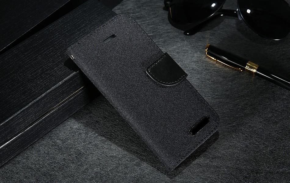 Kisscase stań portfel przerzuć przypadki dla iphone 6 6s 7 5 5S mody hit kolor slot kart skóra pokrywa dla iphone 7 6 s plus z logo 13