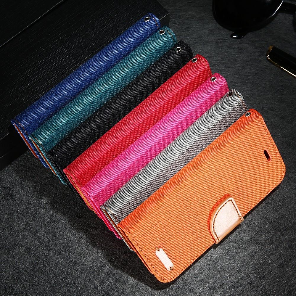 Kisscase stań portfel przerzuć przypadki dla iphone 6 6s 7 5 5S mody hit kolor slot kart skóra pokrywa dla iphone 7 6 s plus z logo 46