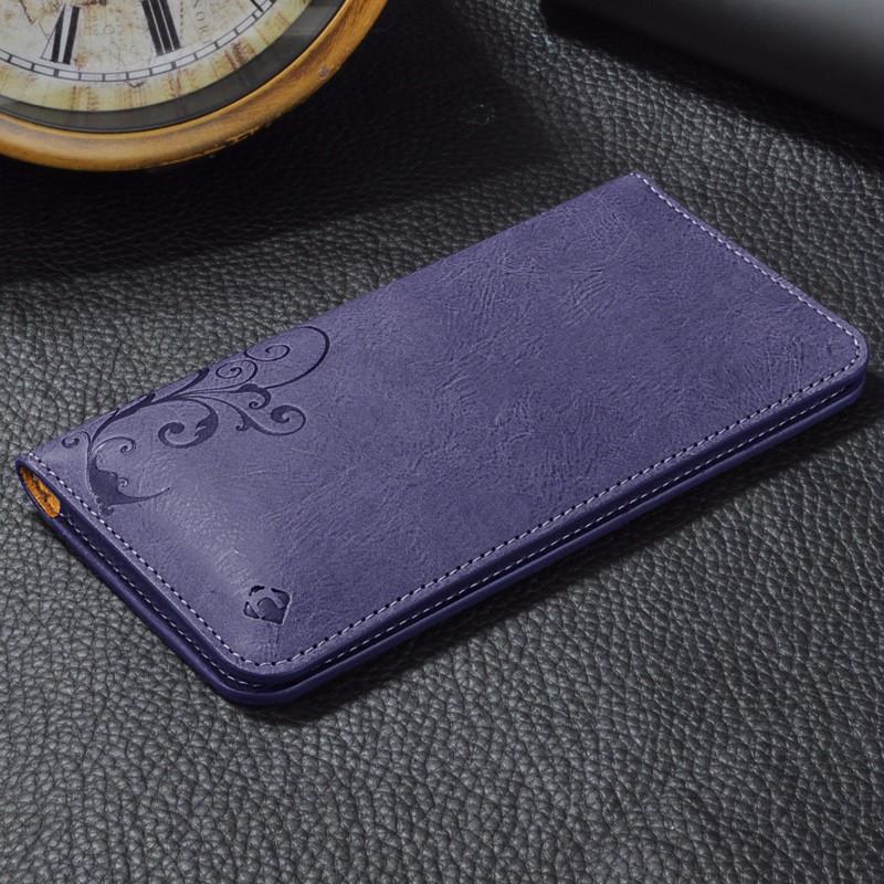 5.5 Uniwersalny Vintage Odwróć Skórzany Portfel Etui Do IPhone 5 6 7 Plus dla HTC Huawei LG Sony Dla Samsung S4 S6 Krawędzi Uwaga 7 Case 12
