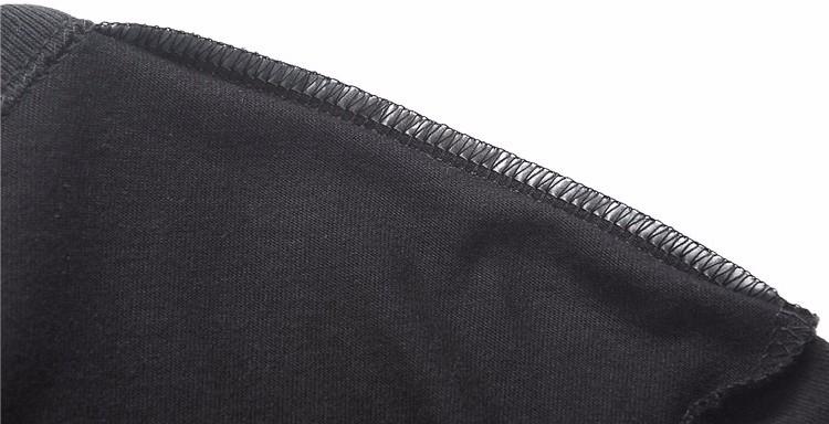 2016 Harajuku Czarny T-shirt Kobiety Panie Topy Jednorożec List Wydrukuj Casual Śmieszne Koszulki z krótkim rękawem Tee Shirt Femme Luźne 24