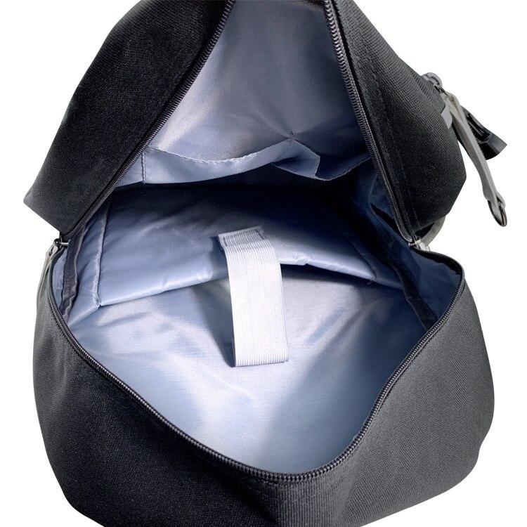 teenages portátil saco de viagem das mulheres