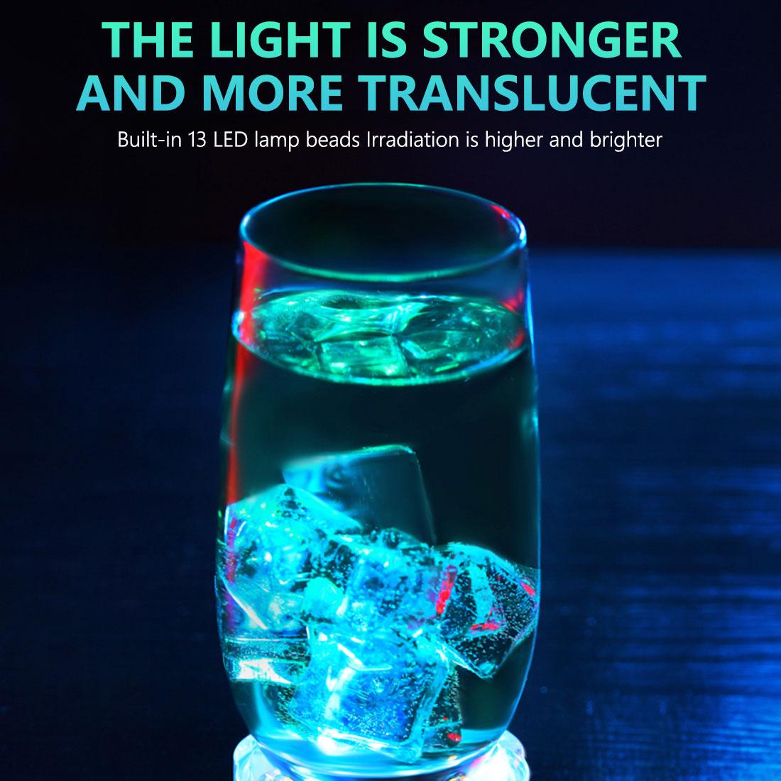 operado multi cor submersível led luz subaquática