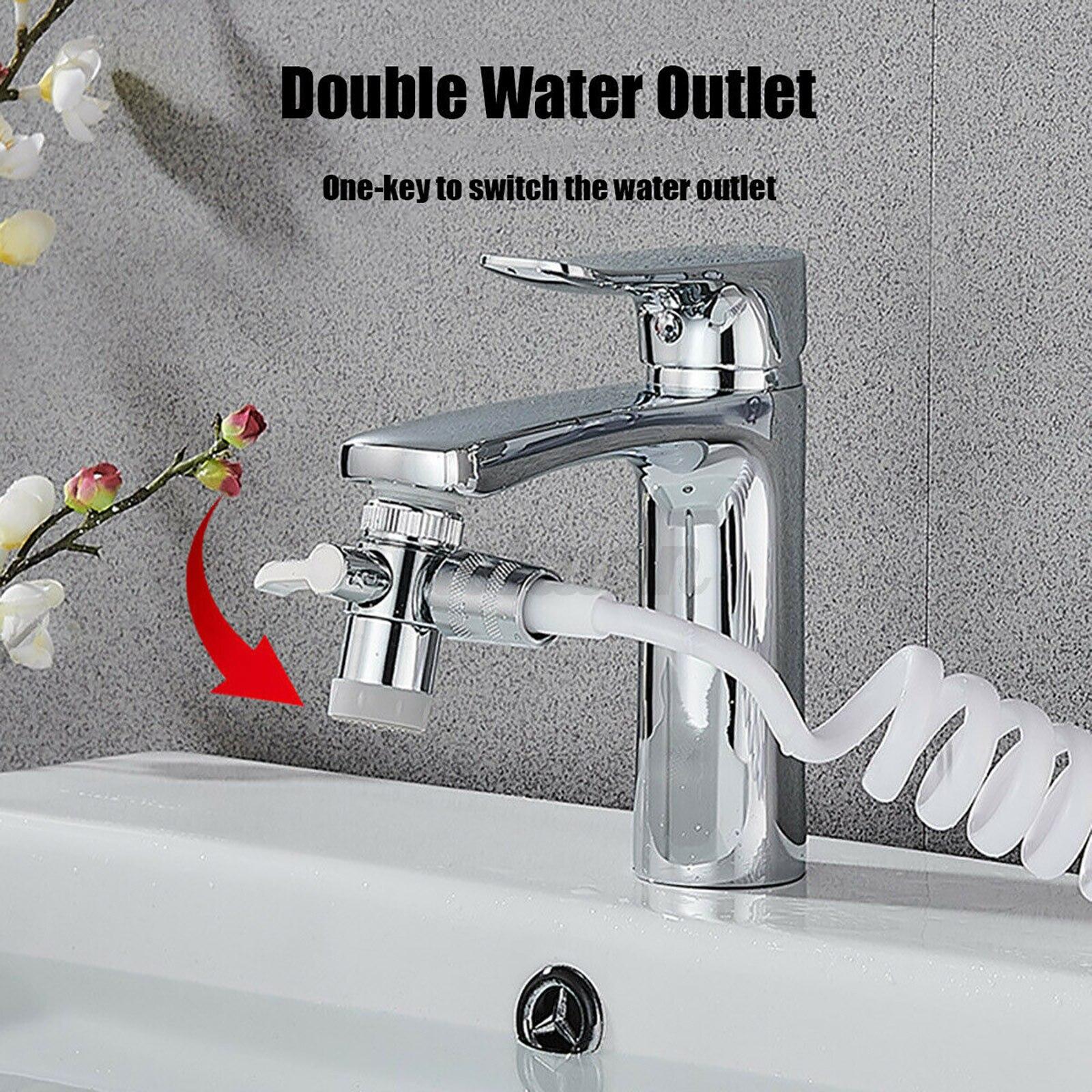 Haa73c58f6e6147d693fdc53f597053e3t Sink Tap Faucet Kitchens Shampoo Shower Heads Bathroom Spray Drain Filter Hose For Household Bathroom Accessories