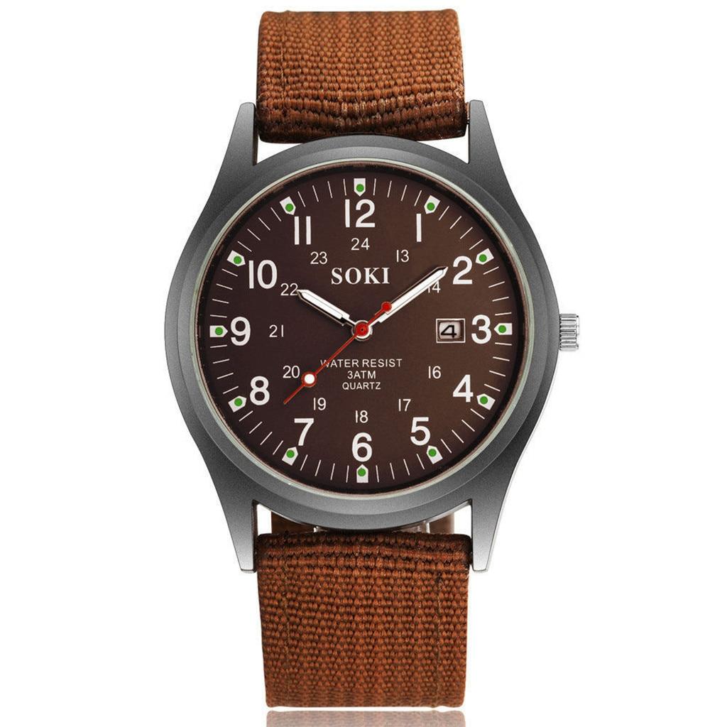Relogio Masculino 2021 Beautiful Men's Quartz Watch