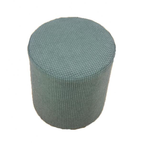 Slipcover Stretch Ottoman Furniture Protector Couch Sofa Cover Room Décor Soft and Anti-wrinkle