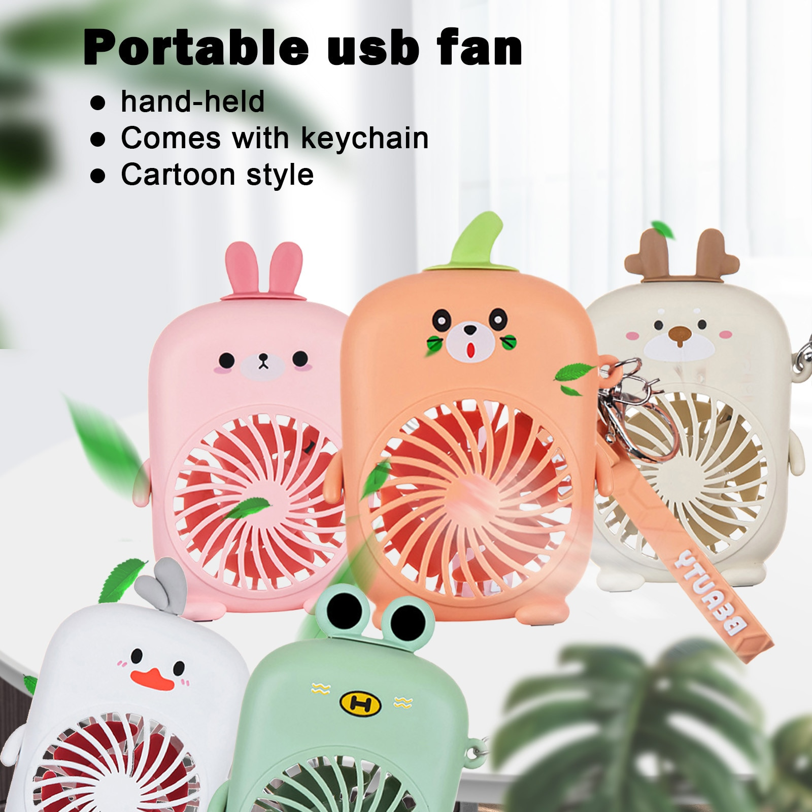 Summer Creative Handheld Fan