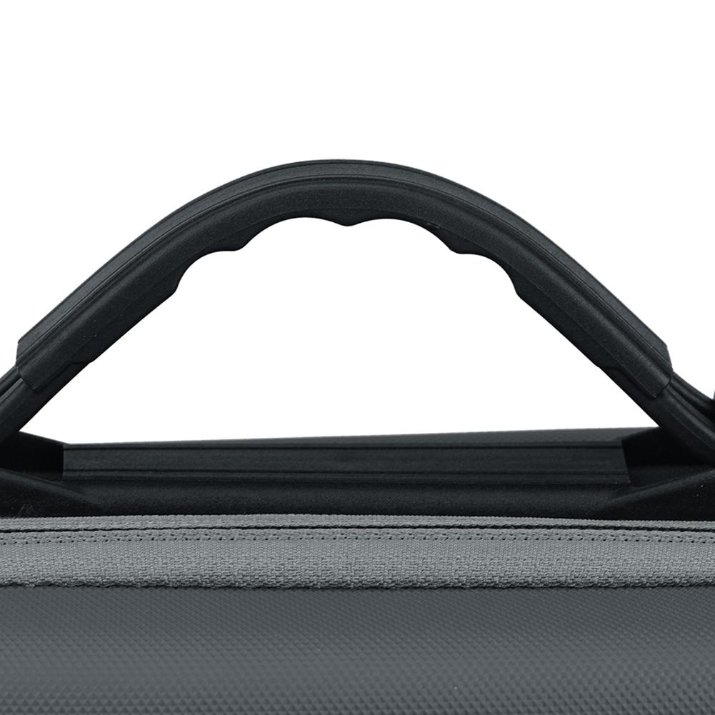casca dura bolsa caixa acessórios à prova