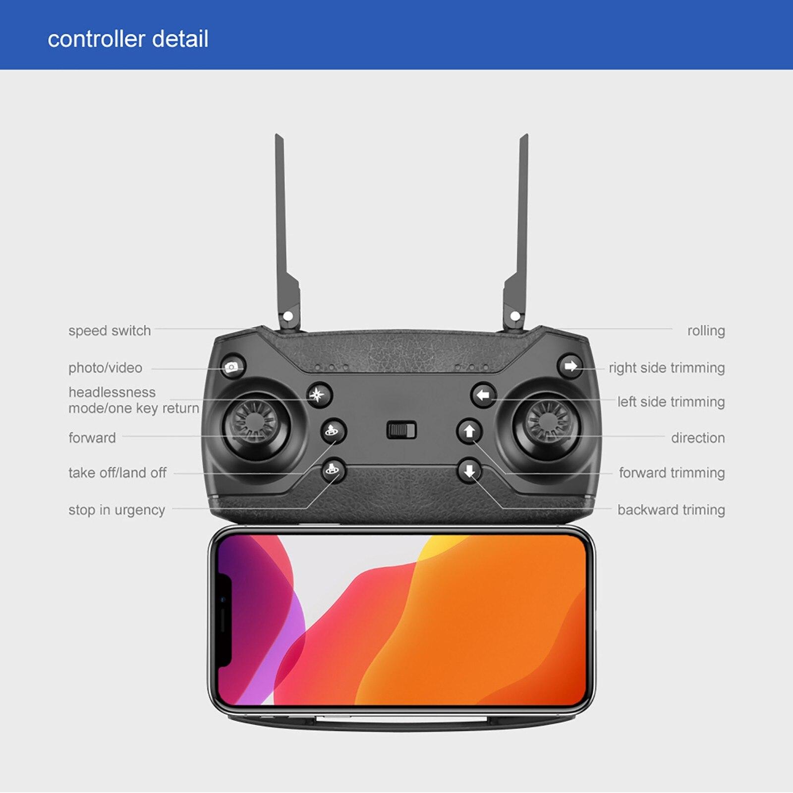 Новинка 2021, Радиоуправляемый Дрон LS11PRO, Wi-Fi, FPV, с камерой 4K HD, режим удержания высоты, возврат одной кнопкой, складной рычаг, Квадрокоптер, Дрон в подарок|Игрушки и хобби|| | АлиЭкспресс