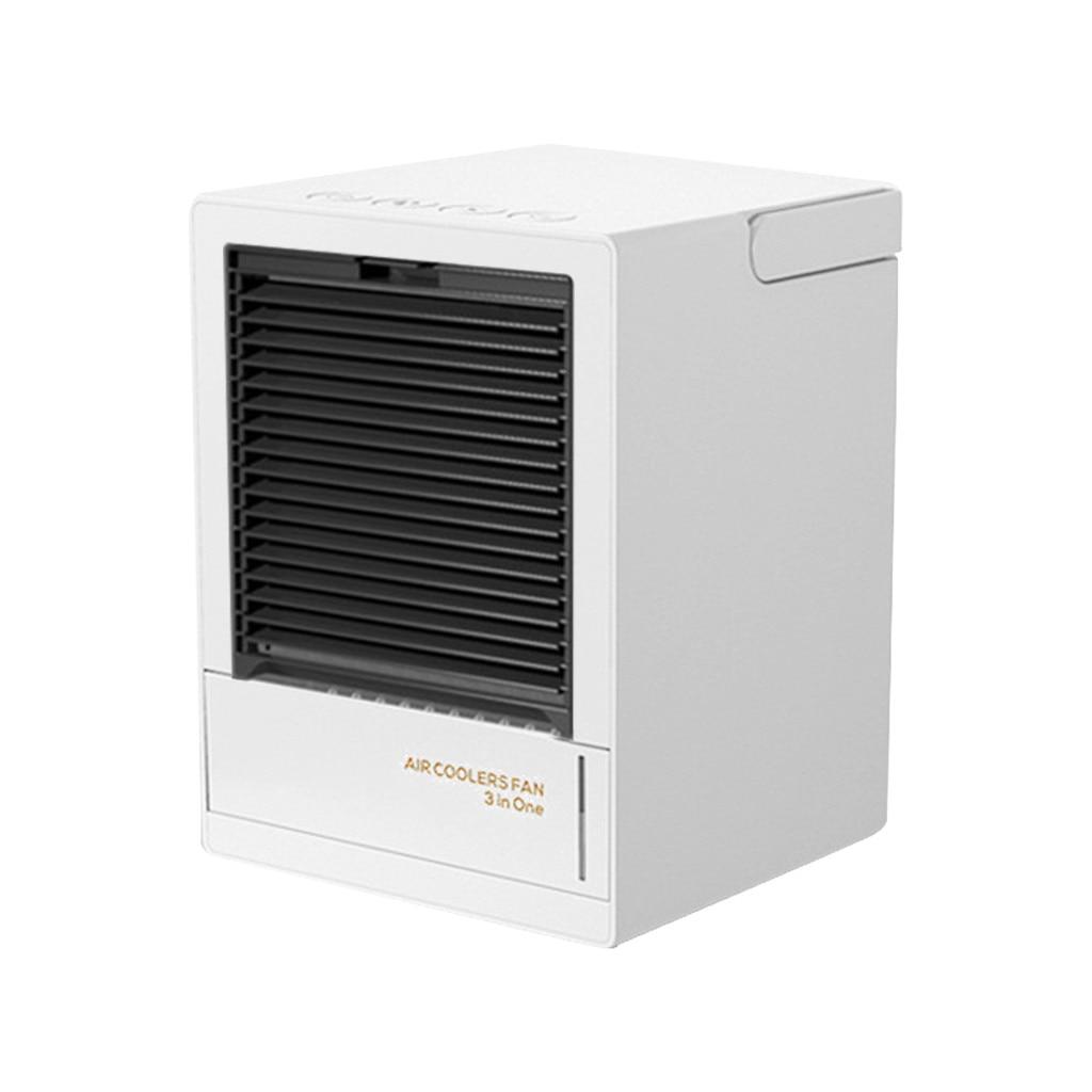 Portátil mini refrigerador de ar multi-função usb