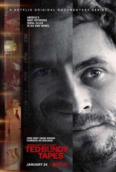 与杀手对话:泰德·邦迪录像带 第一季