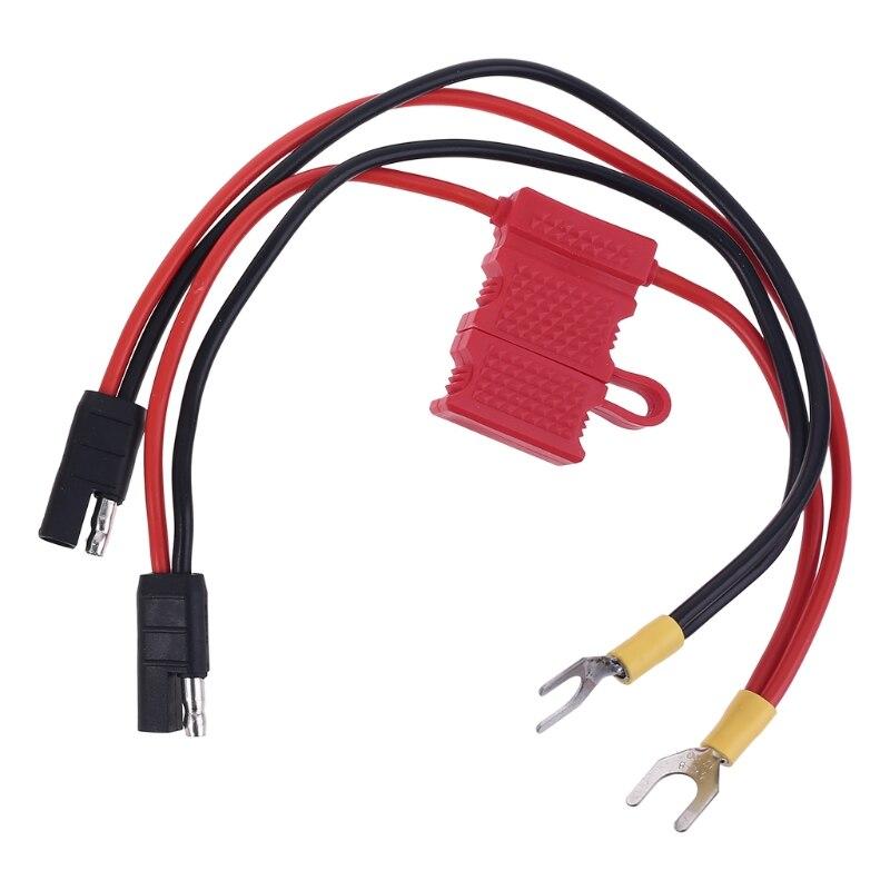 2-em-1 cabo de cabo de alimentação para