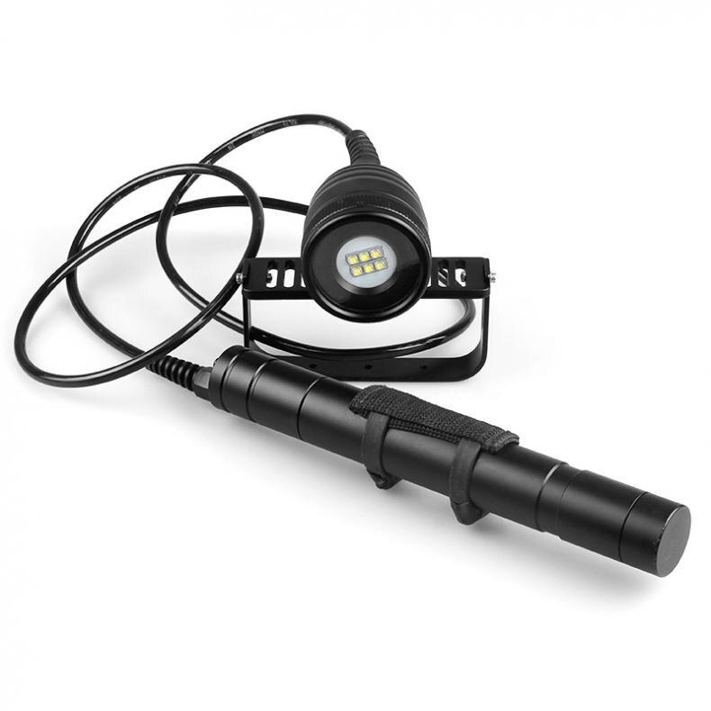 Lanterna led diodo emissor de luz à