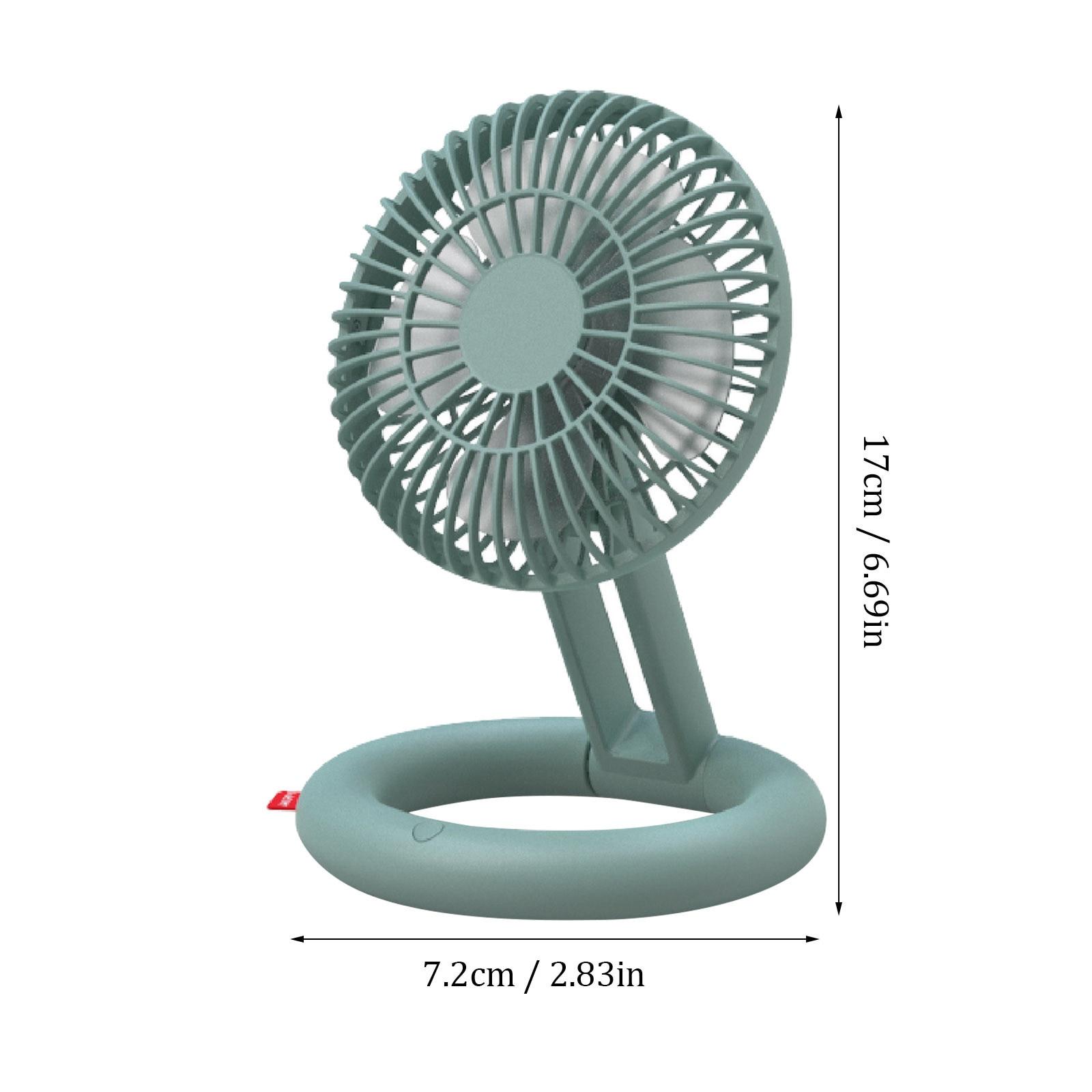 ventilador portátil ao ar livre mini criativo