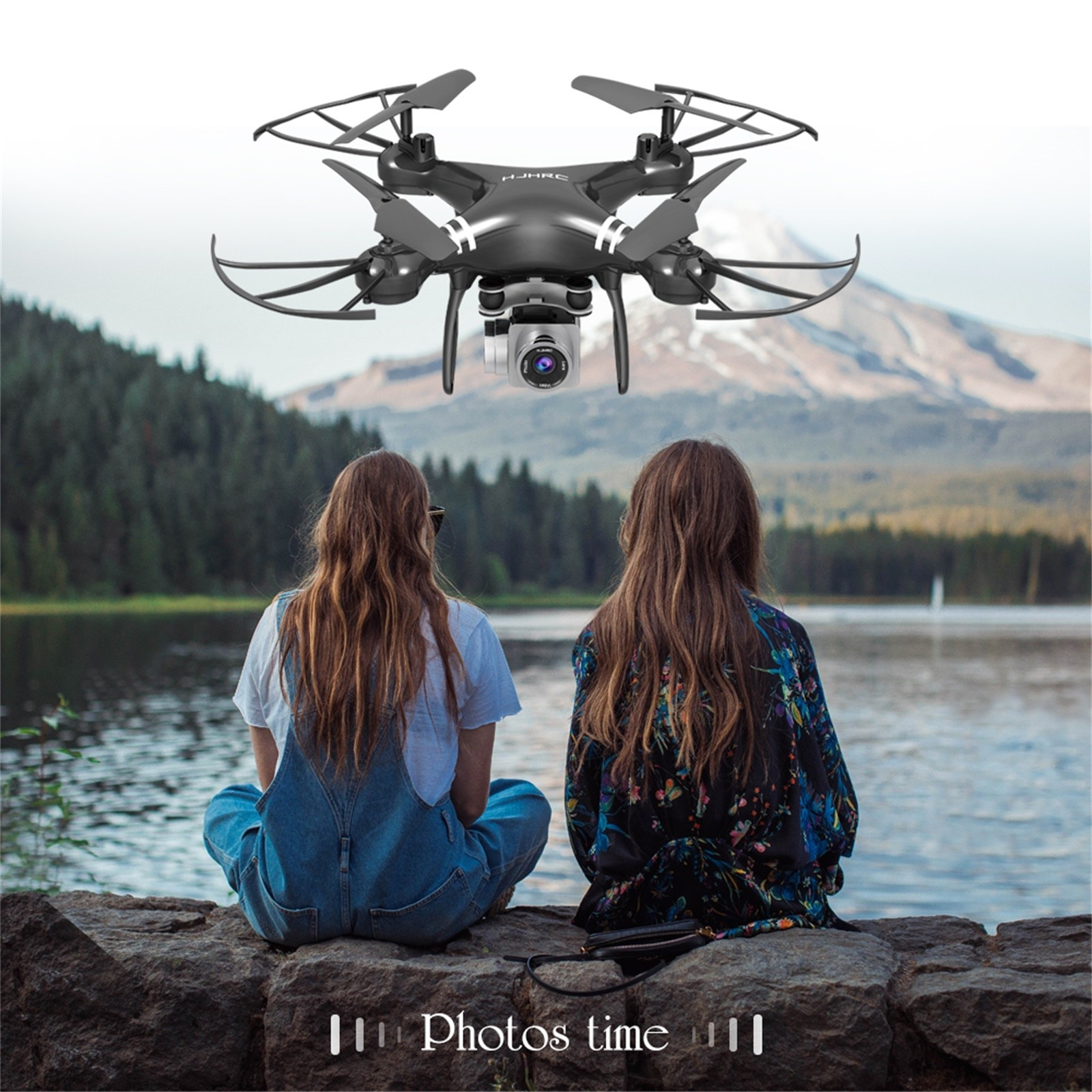 Hdcf3735945b74f9ea21f3e4349852e70O - Hjhrc Four-axis Aerial Photography Aircraft Drone With Camera Hd 4k Wifi Fpv Foldable Drone Height Holding Headless Quadcopter