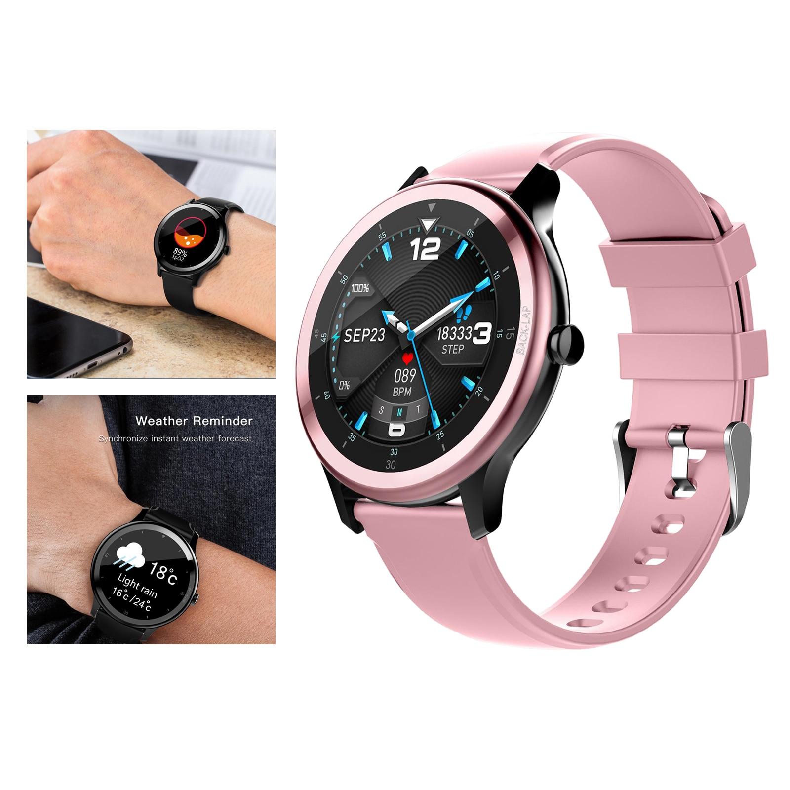 Edição especial saúde e fitness relógio inteligente