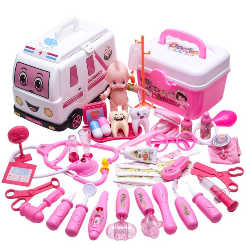 fingir jogar brinquedo para a criança do bebê crianças