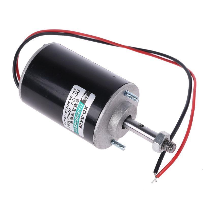 12 24v 30w permanente ímã elétrico dc