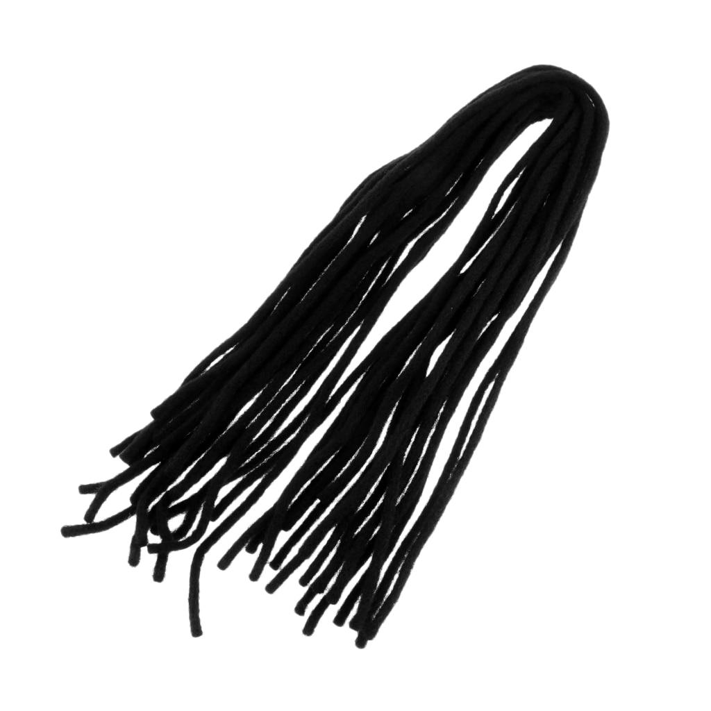 Natural 20 peças jumbo macio trança fibra