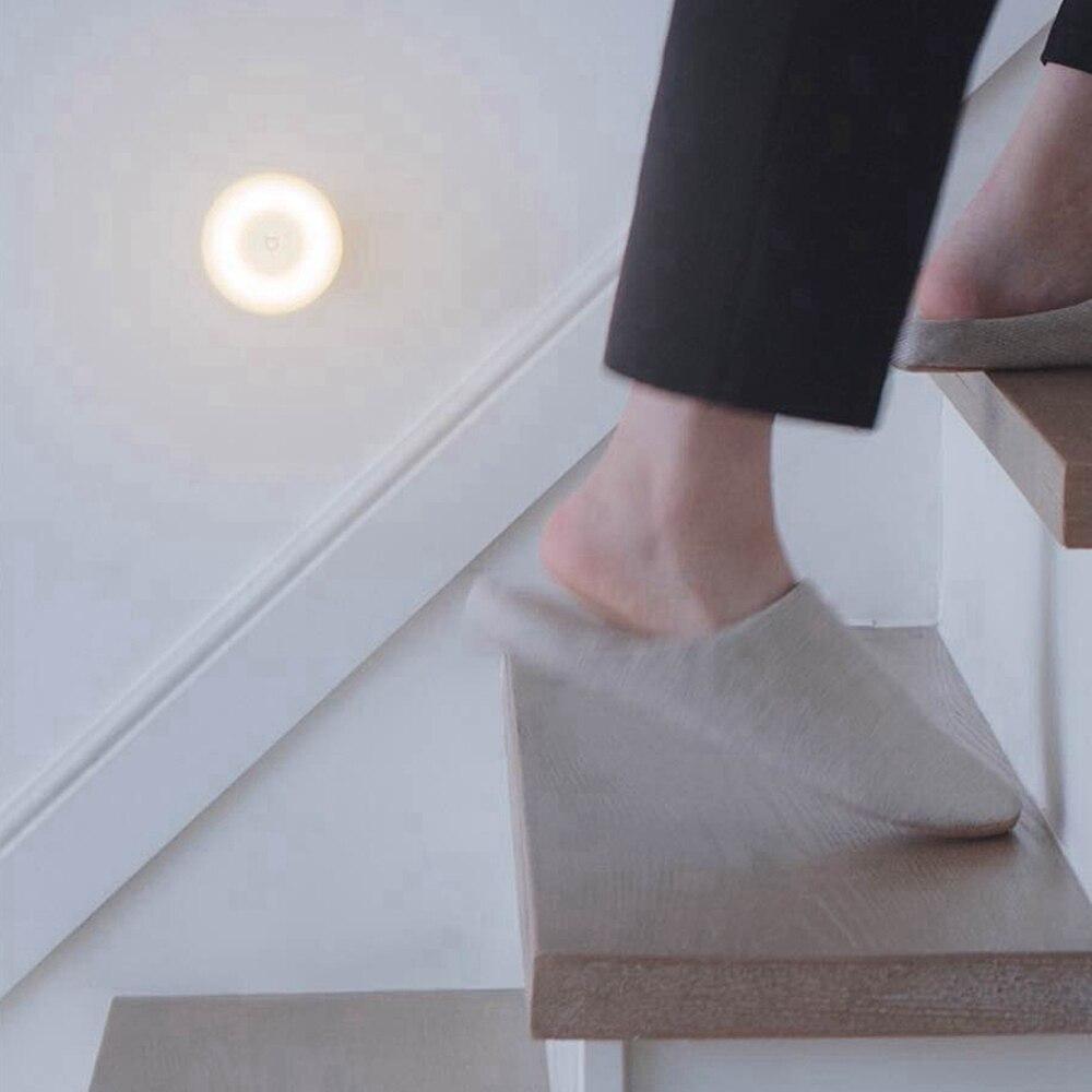 led indução casa inteligente brilho ajustável 360