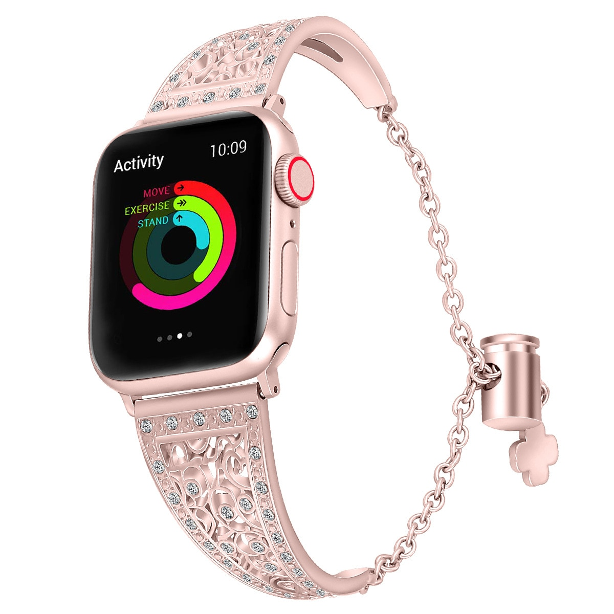 5 4 mulher 42mm pulseira para iwatch