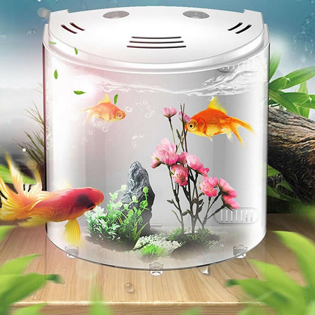 5l tanque de peixes de reprodução portátil