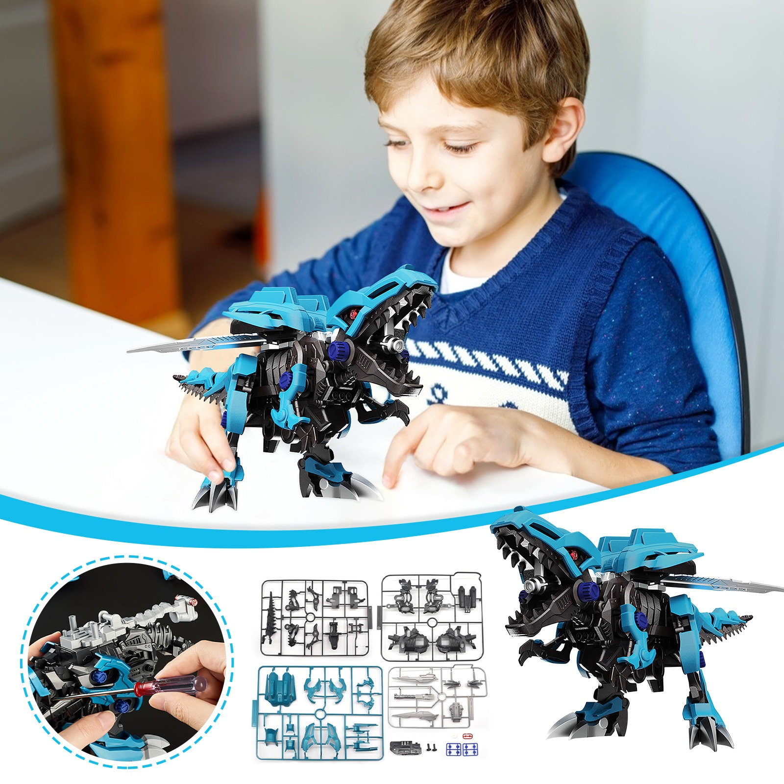 para crianças blocos de dinossauro brinquedos criança
