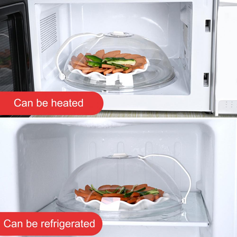 Food Cover For Microwave