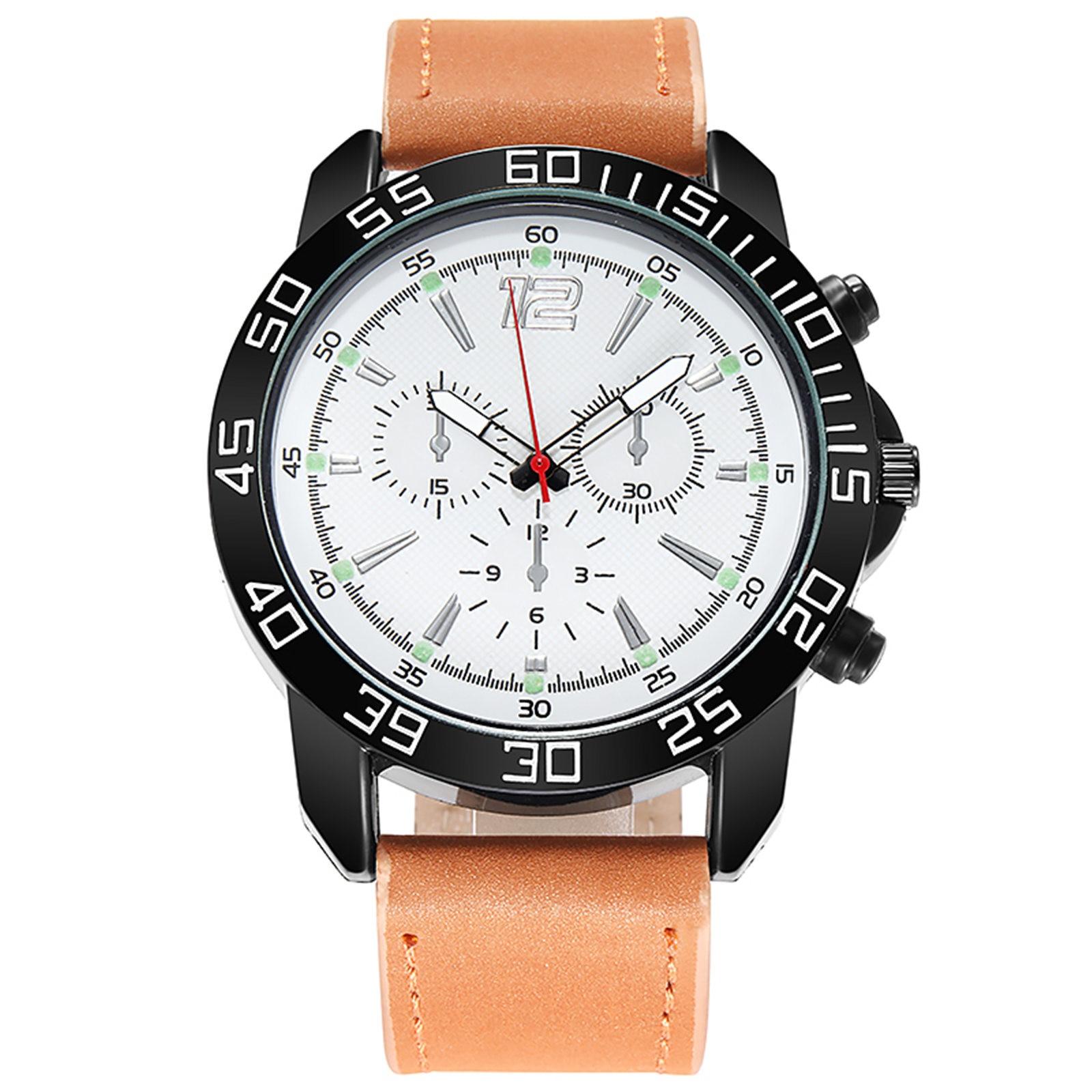 Luminous Outdoor Men's Sport 2021 Quartz Watches