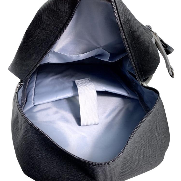 portátil kamado tanjirou masculino feminino viagem bagpacks