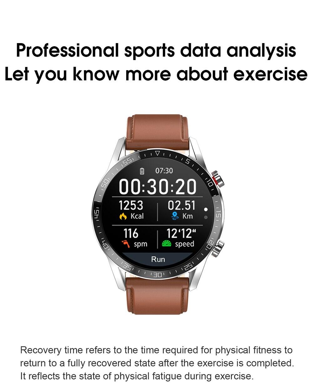 freqüência cardíaca de fitness rastreador esportes smartwatch pk l16 l19