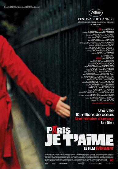 巴黎,我爱你