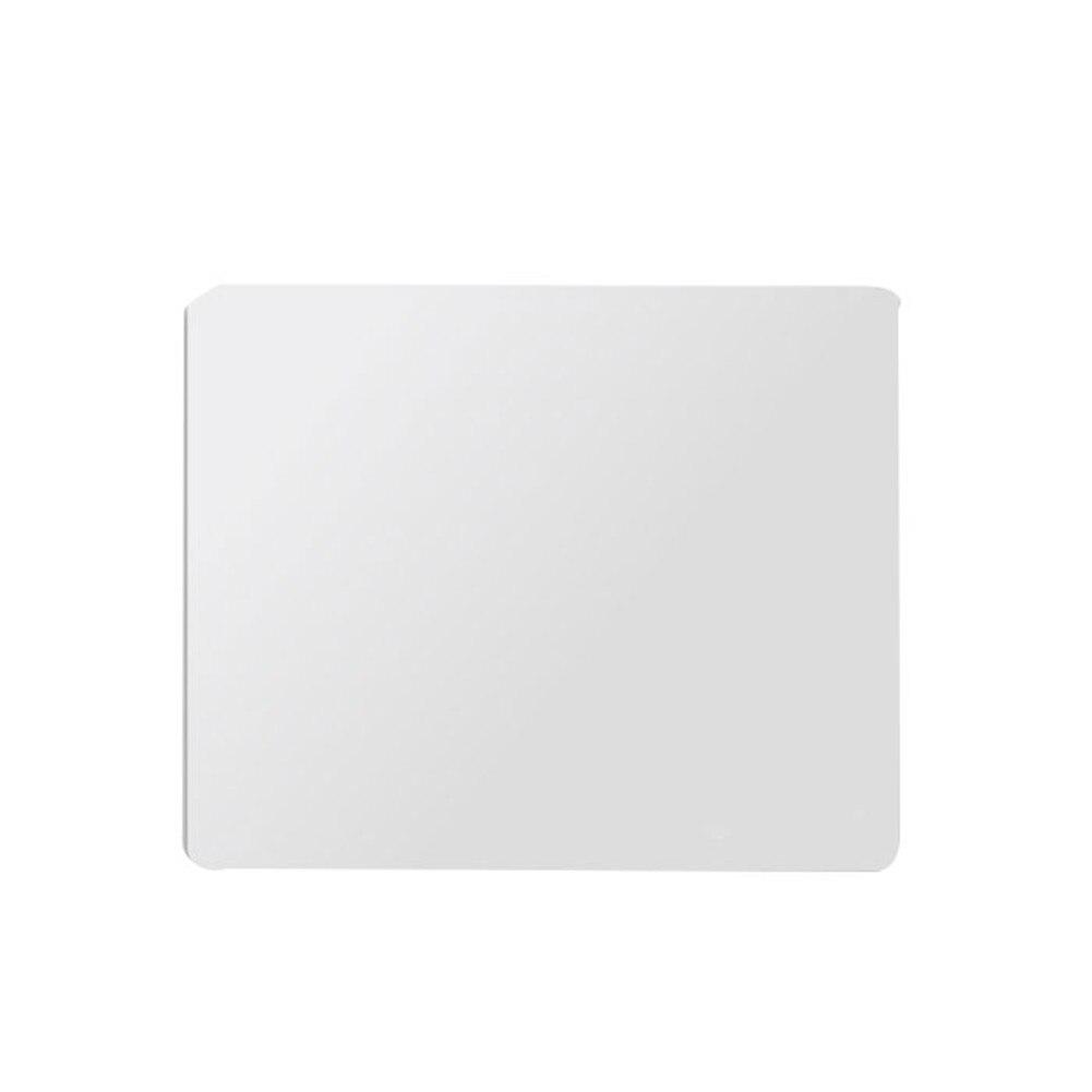 Mousepad de alumínio do metal da almofada