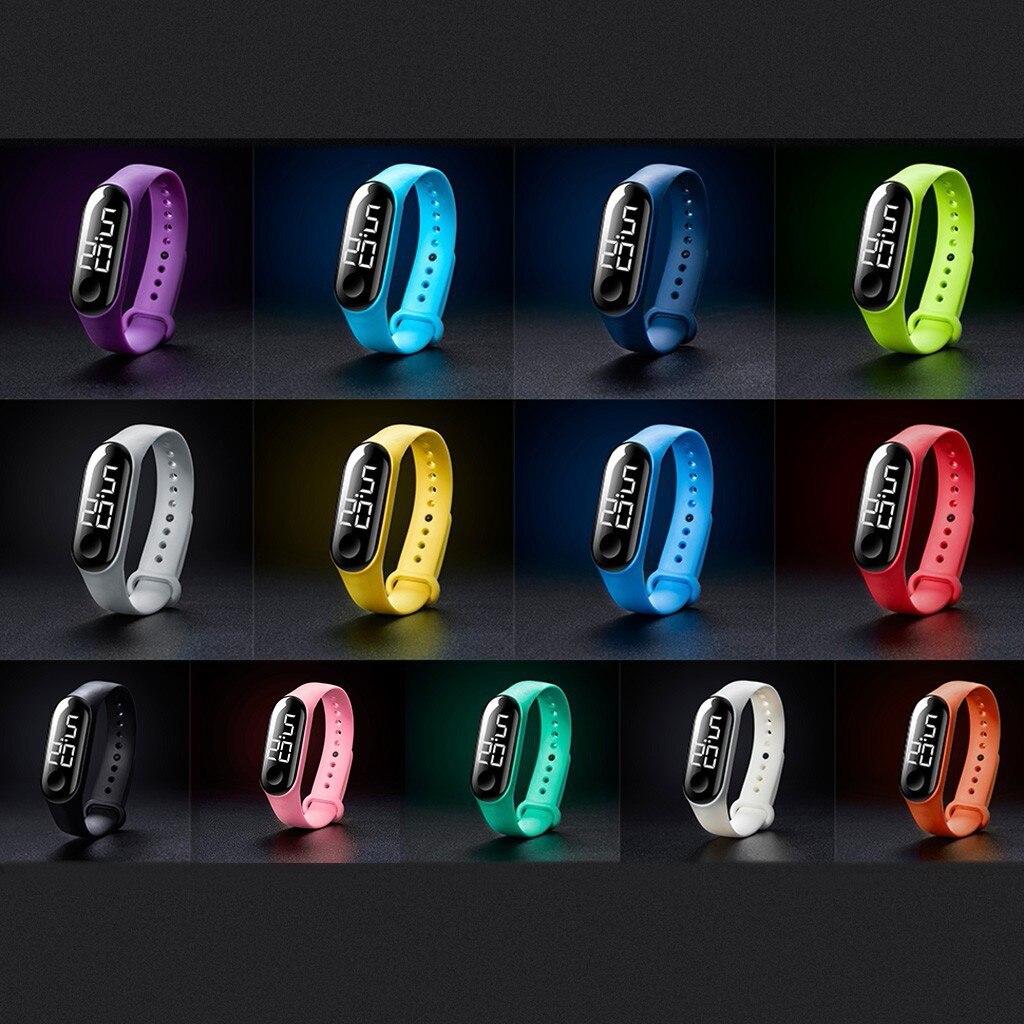 Luminous Smart Beautiful Digital Watch Bracelet For Men 2021