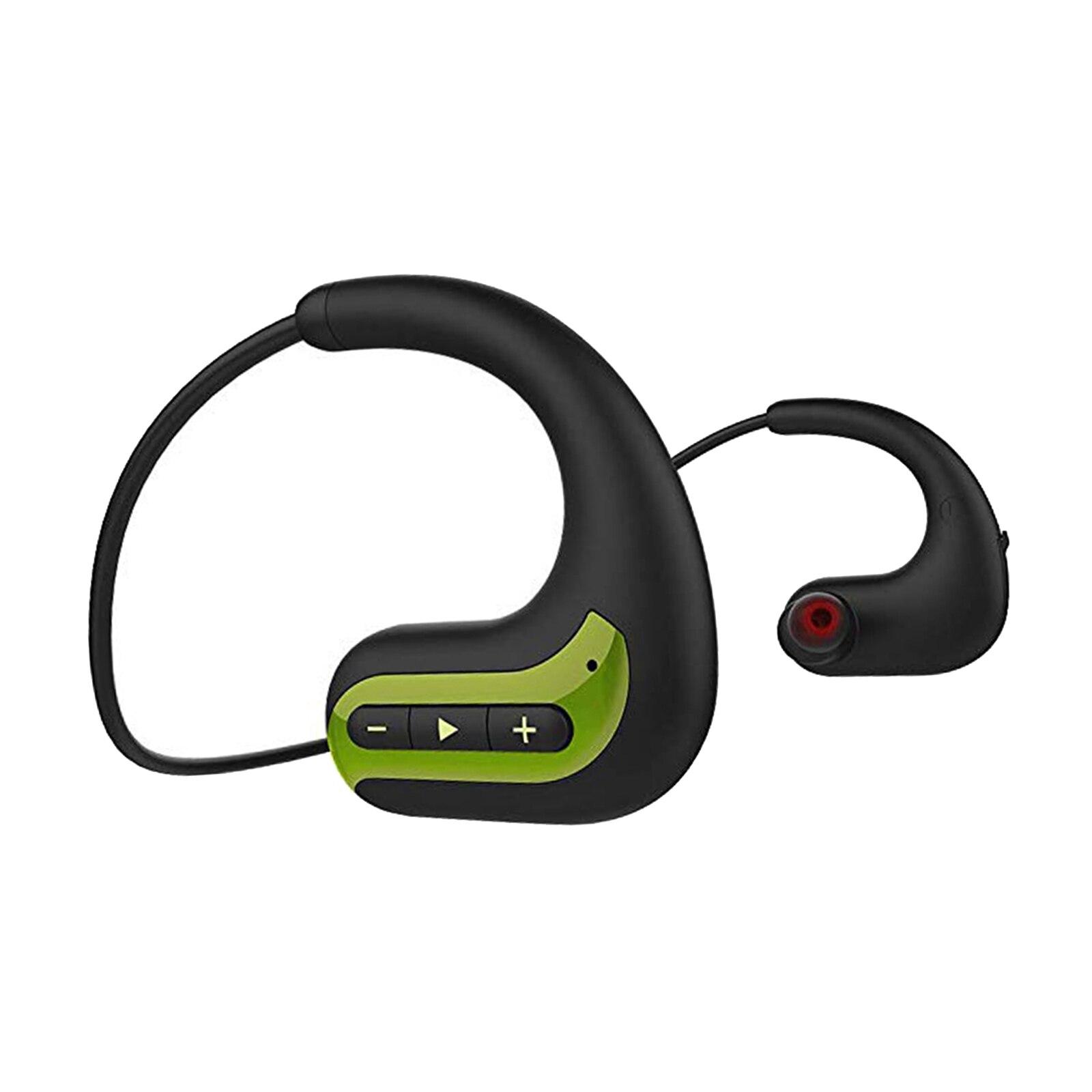 S1200 8gb mp3 player fones de ouvido