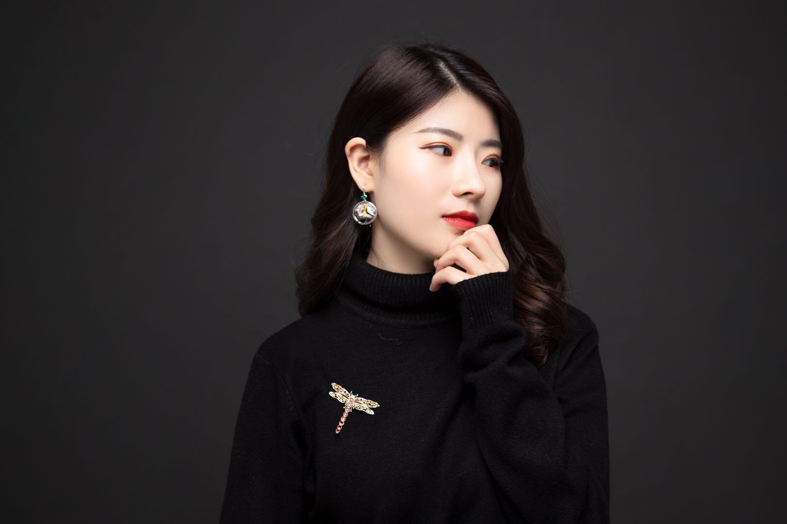 珠宝设计师·黄秋霞