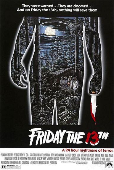 1980-1993经典恐怖惊悚《13号星期五》BD中英双字高清迅雷下载