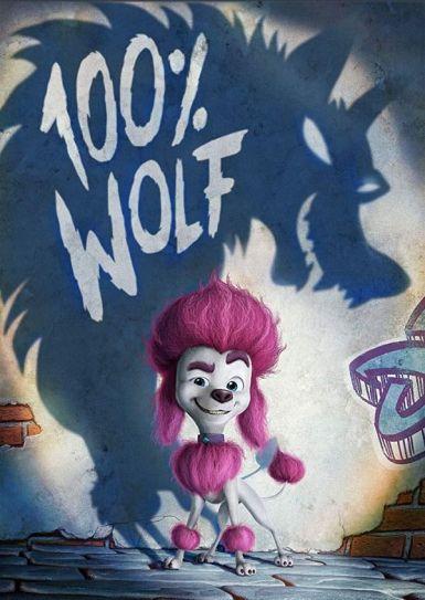 2020动画喜剧冒险《纯种狼》BD1080P.中英双字