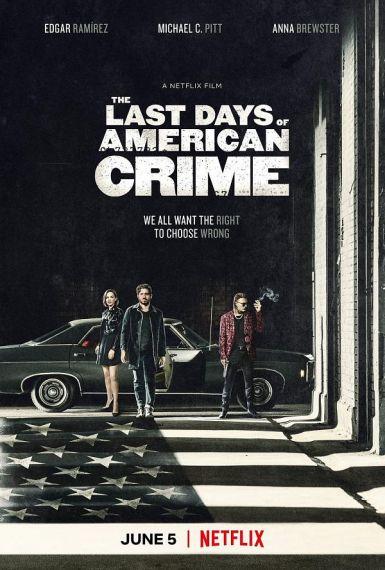 2020动作犯罪《美国最后一宗罪案》BD1080P.中英字幕