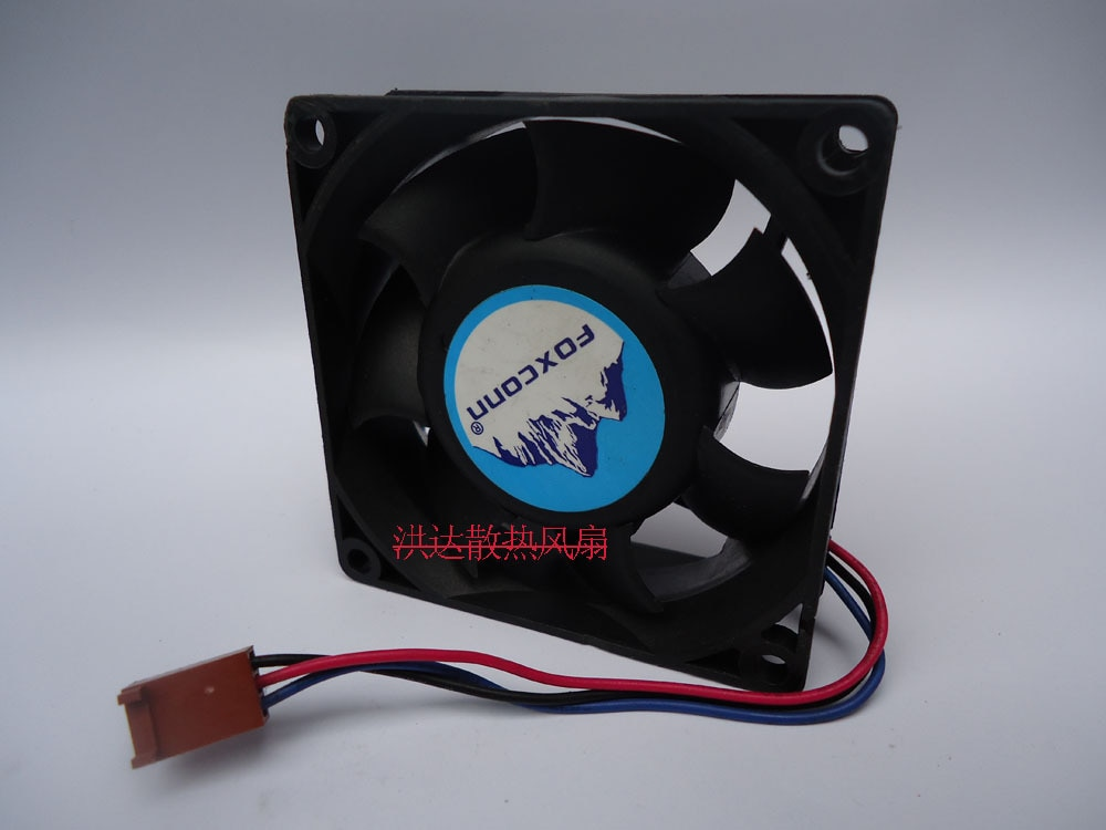 Wholesale Delta AUB0712M 7025 7cm 70mm DC 12V 0.12A silent fan CPU fan speed