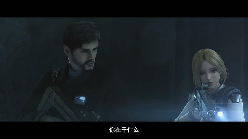 2019高分科幻动画《灵笼》HD1080P.国语中字