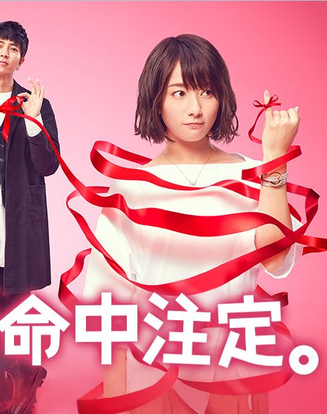 我是你的命中注定10集全.2017日本喜剧爱情.HD720P.日语中字